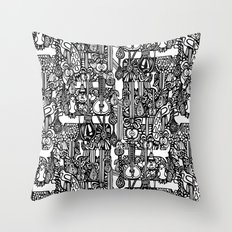 Peartree Throw Pillow