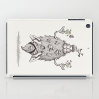father nature iPad Case