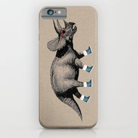 Triceratops iPhone 6 Slim Case