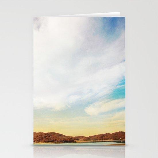 Daydream Away Stationery Card