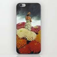 APRIL SHOWERS iPhone & iPod Skin