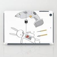 RABBIT FIX (SAVED RABBIT SERIES 2) iPad Case