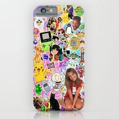 90s, childhood. Slim Case iPhone 6s