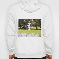 The reunión of life and life. Hoody