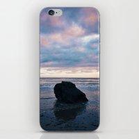Sunset at El Pescador Beach iPhone & iPod Skin