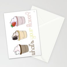 What's Your Flavor? Stationery Cards