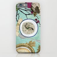 Mushroom Porridge  iPhone 6 Slim Case