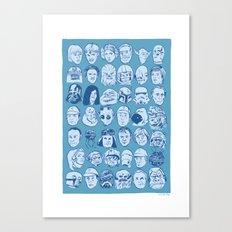 SWkrew Canvas Print
