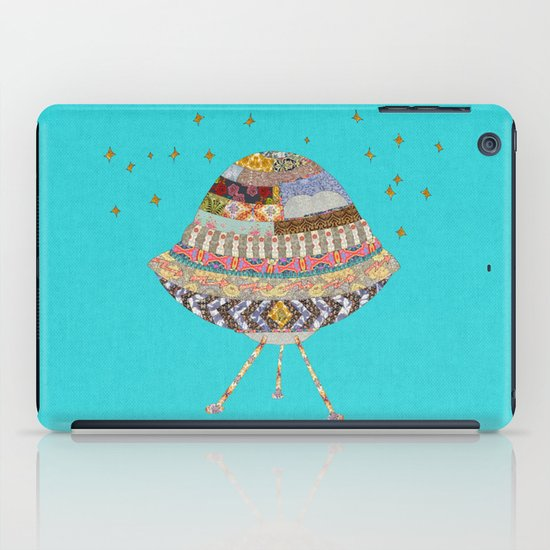 My Spaceship Will Come iPad Case