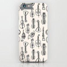 Vintage Instrument Collection  Slim Case iPhone 6s