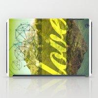 LOVE (1 Corinthians 13:13) iPad Case