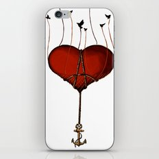 Cast your Anchor iPhone & iPod Skin
