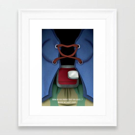 FFIX - Vivi Framed Art Print