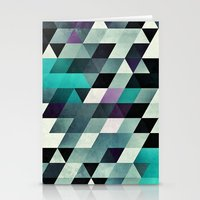 myga cyr Stationery Cards