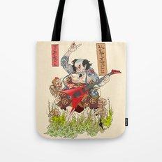 Metaruu! Tote Bag