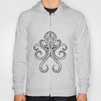 Mandarin Dragonet Octopus Hoody