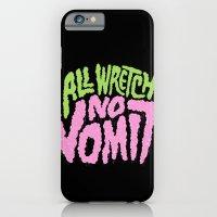 All Wretch No Vomit iPhone 6 Slim Case