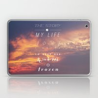 One Direction: Story Of My Life Laptop & iPad Skin