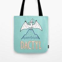 DACTYL Tote Bag