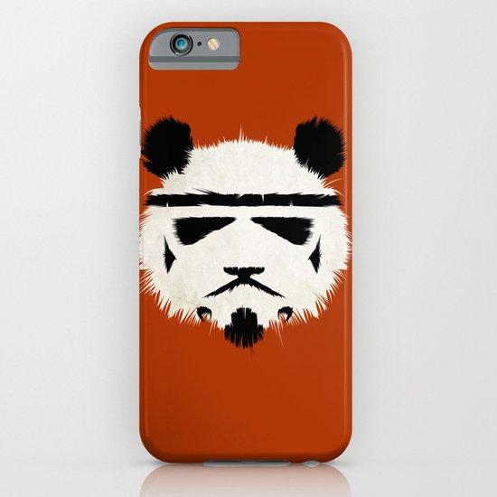 Panda Trooper iPhone & iPod Case