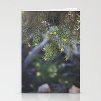 Summer in Big Bear Stationery Cards