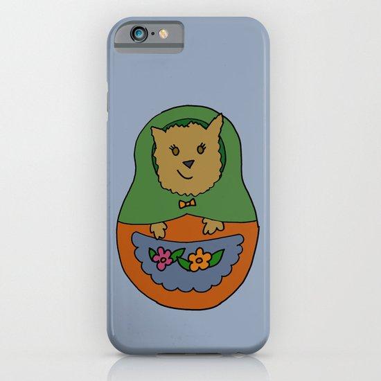 Piptroyshka iPhone & iPod Case