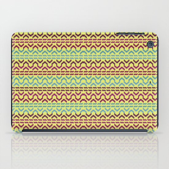 AZTEC Pattern 1-2 iPad Case