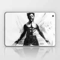 The Immortal. Laptop & iPad Skin