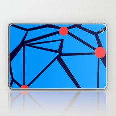 3 Red Dots Laptop & iPad Skin