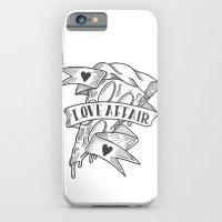 PIZZA LOVE AFFAIR iPhone 6 Slim Case