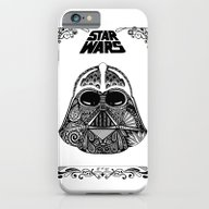 Dark Vador (with Frame) iPhone 6 Slim Case