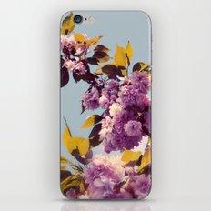 Vintage Blooms iPhone & iPod Skin