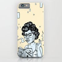 iPhone & iPod Case featuring The Metamorphosis by Danielle Feigenbaum