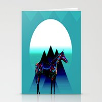 Painted Pony Stationery Cards