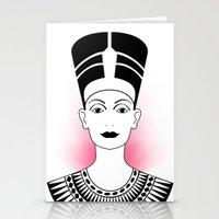 ~ Nefertiti ~ Stationery Cards