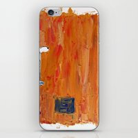The Bed I iPhone & iPod Skin