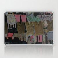 Hanging Laundry pt2  Laptop & iPad Skin
