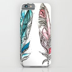 You & Me Feathers Slim Case iPhone 6s
