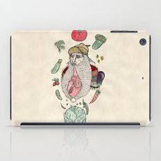 Closeted carnivore iPad Case