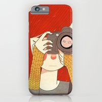 iPhone & iPod Case featuring Behind The Lens by Nan Lawson