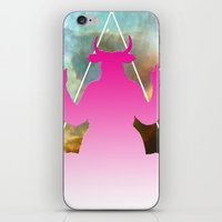 Moloch #2 iPhone & iPod Skin