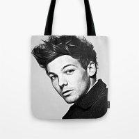 Louis Tomlinson Tote Bag