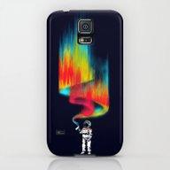 Space Vandal Galaxy S5 Slim Case