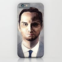 Jim Moriarty iPhone 6 Slim Case