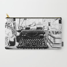 Shakespeare and Company Carry-All Pouch