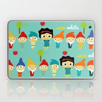 Snow White and the 7 dwarfs Laptop & iPad Skin