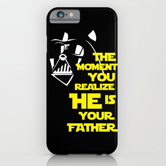 Vader Spoiler iPhone & iPod Case