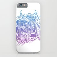 Painted Skull iPhone 6 Slim Case