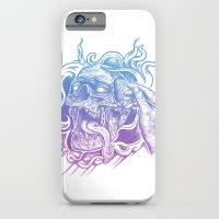 Painted Skull iPhone 6 Slim Case