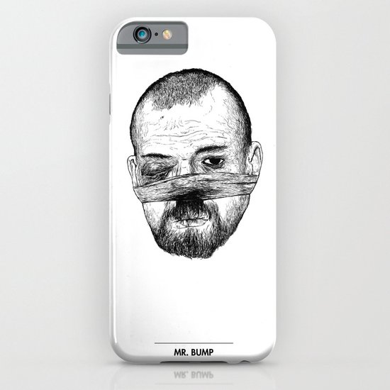 Mr. Bump iPhone & iPod Case